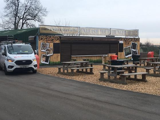 LPG Mobile Catering - Dudley Zoo