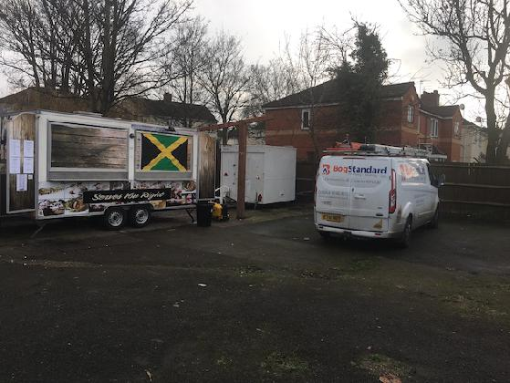 LPG Mobile Catering - Caribbean Shack at Dudley Zoo
